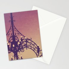 iron and light Stationery Cards