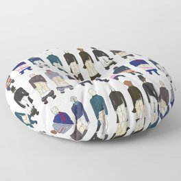 President Butts LV Floor Pillow