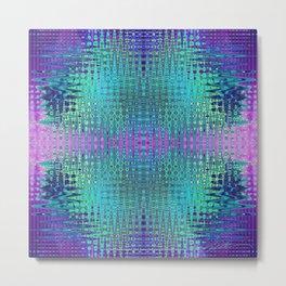 Your New Colors Quadrupled Metal Print