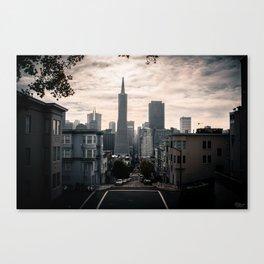 San Francisco City Canvas Print