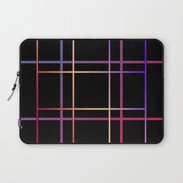 Geometric patchwork12 Laptop Sleeve