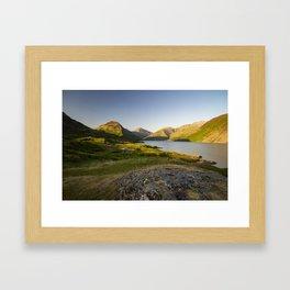 wastwater Framed Art Print