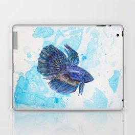 Japanese Fighting Fish Laptop & iPad Skin