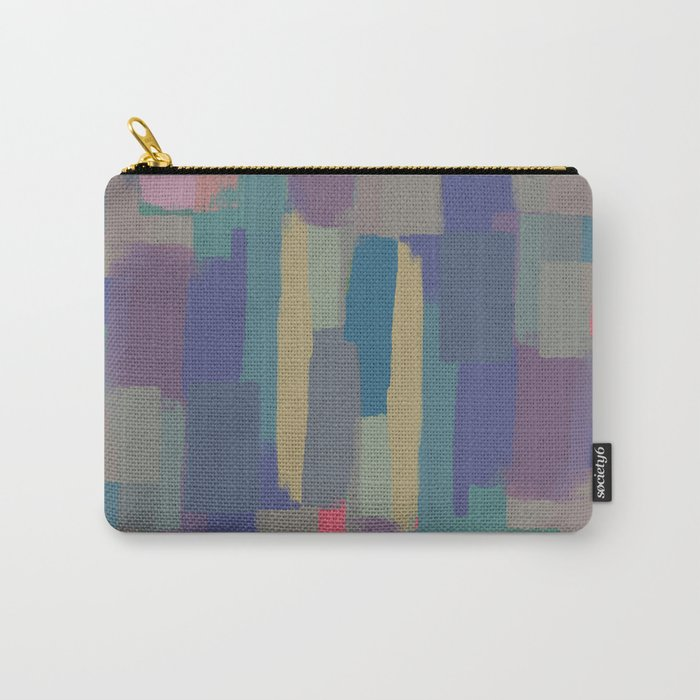 Abstract Painting II Carry-All Pouch