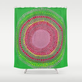Dotto 7 Shower Curtain