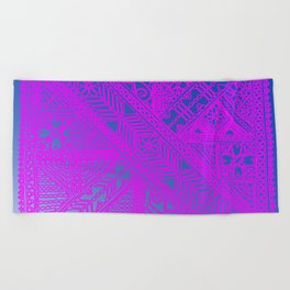 Trip to Morocco Beach Towel