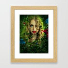 Splintered Framed Art Print