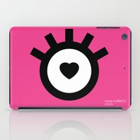 lolita iPad Cases featuring Lolita by Aurelie Scour