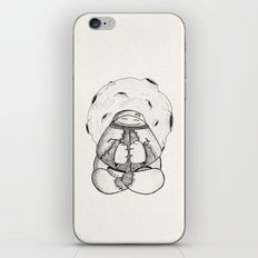 Buda  iPhone & iPod Skin