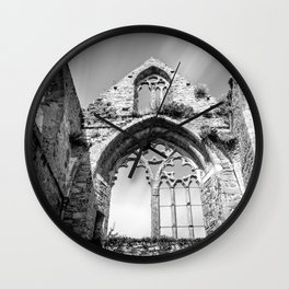Beauport Abbey Wall Clock