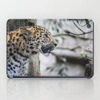 jaguar iPad Cases featuring Jaguar by Veronika