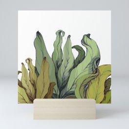 drawing nature Mini Art Print