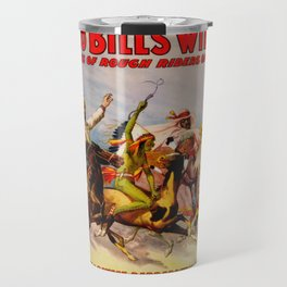 Buffalo Bill Cody - Rough Riders Travel Mug