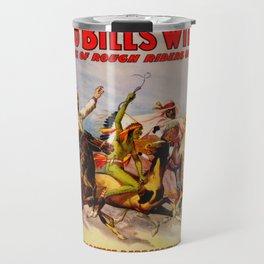 Buffalo Bill Cody - Rough Riders Travel Mug