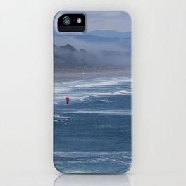 Kitesurfers iPhone Case