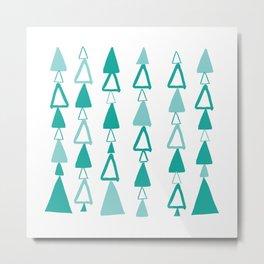 tringles Metal Print