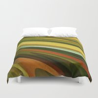 jungle Duvet Covers featuring Jungle by Losal Jsk