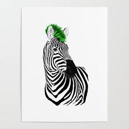 Zeb Punk Poster