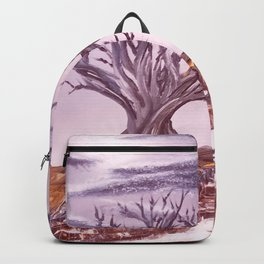 Tree of Solitude Backpack