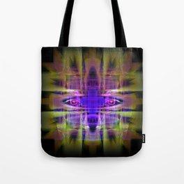 Electric Goddess Tote Bag