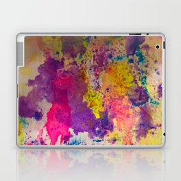 Water Color Fanatic Laptop & iPad Skin