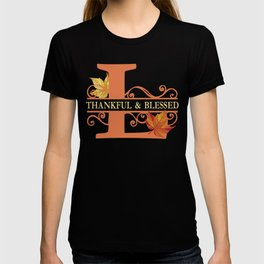 Thanksgiving L Monogram T-shirt