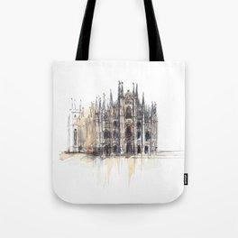 Duomo di Milano. Tote Bag