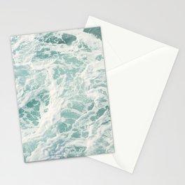 seafoam xi Stationery Cards