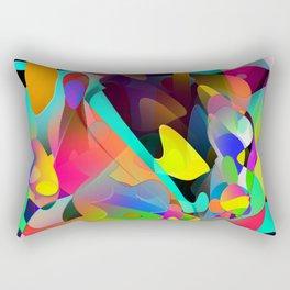 happy ending Rectangular Pillow