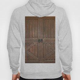 Brown Door Hoody
