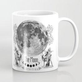 The Moon: Intuition Coffee Mug