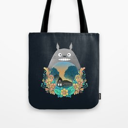 My Haunted House Tote Bag