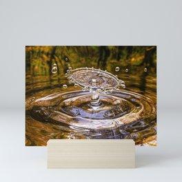 Drop Mini Art Print