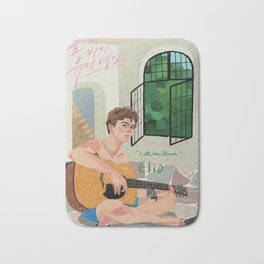 Elio - Call me by your Name Bath Mat