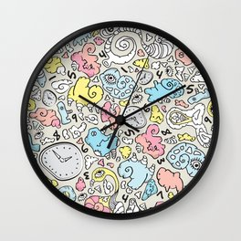 PLAYTIME_C Wall Clock