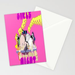 Girls Night Stationery Cards