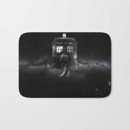 TARDIS DOCTOR WHO SPACE Bath Mat