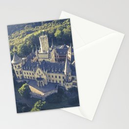 Castle In The Woods Stationery Cards