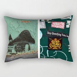 Gentrify Rectangular Pillow