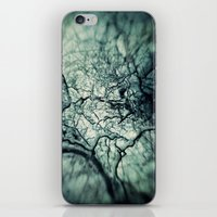 chaos iPhone & iPod Skins featuring Chaos by Sharon Johnstone