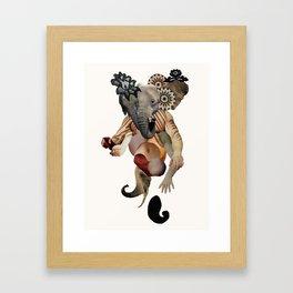 Ganesh Lagerfeld Framed Art Print