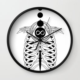 Vicious Circle Wall Clock