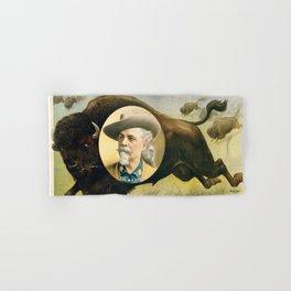 Courier Buffalo Bill Cody Hand & Bath Towel