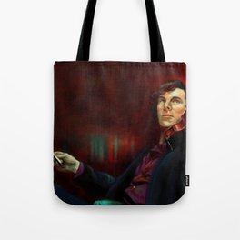 Sherlock: The Violin Tote Bag