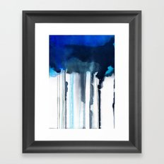 watercolor_013 Framed Art Print