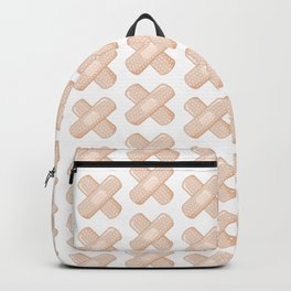 Get Well Bandaid Backpack