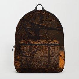 The sun has risen #decor #buyart #society6 Backpack