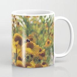 Yellow Bee Coffee Mug
