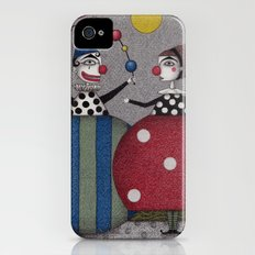 Ball Game (2) Slim Case iPhone (4, 4s)