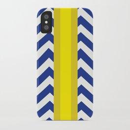 George Summer Chevron iPhone Case